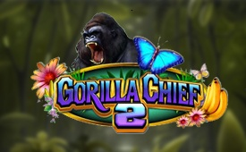 Score 100% Casumo Welcome Bonus of up to £300 on Gorilla Chief Slot