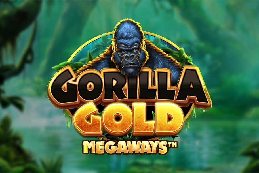 Gorilla Gold Megaways Slot Featured Image