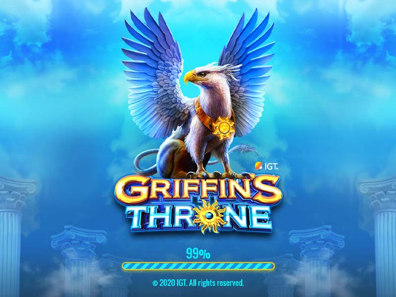 Griffin's Throne Free Slot