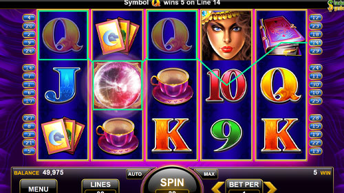Line Play : Casino - More By Echinops. B - Artstation Online