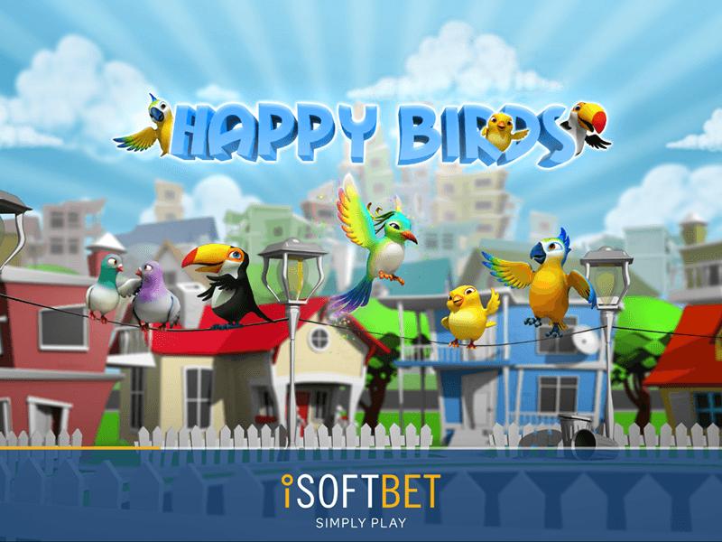 Happy Birds Slot Free Slot Machine Game By Isoftbet