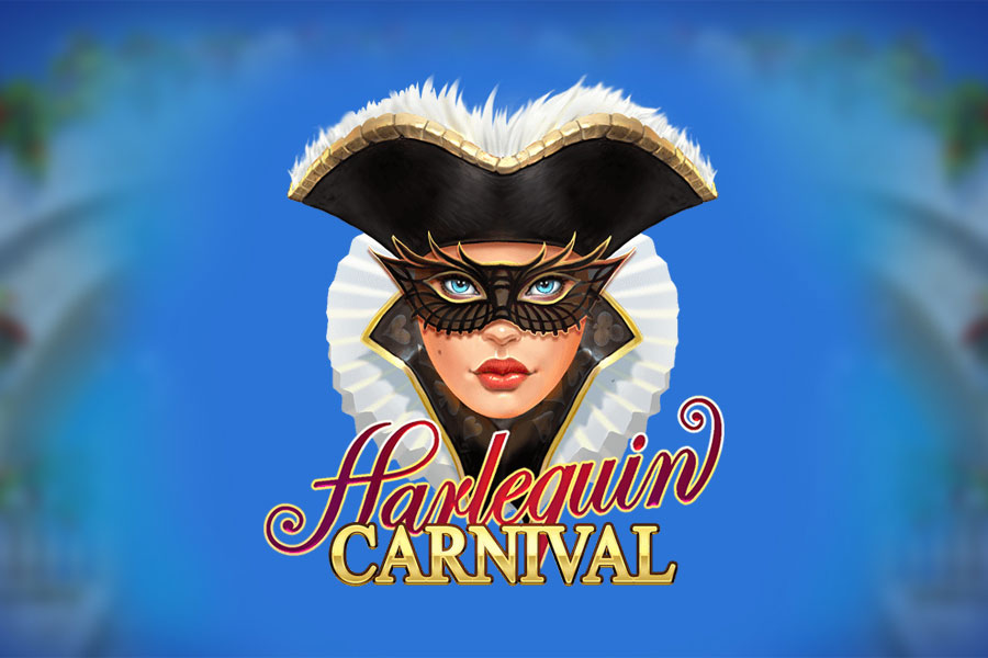 Harlequin Carnival Slot Featured Image