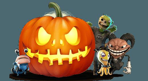helloween slot games