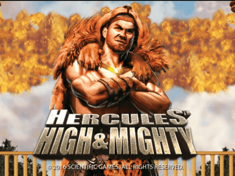 Slot Machines With Hercules On It