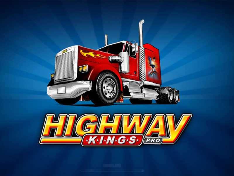 Highway Kings Pro Playtech Slot