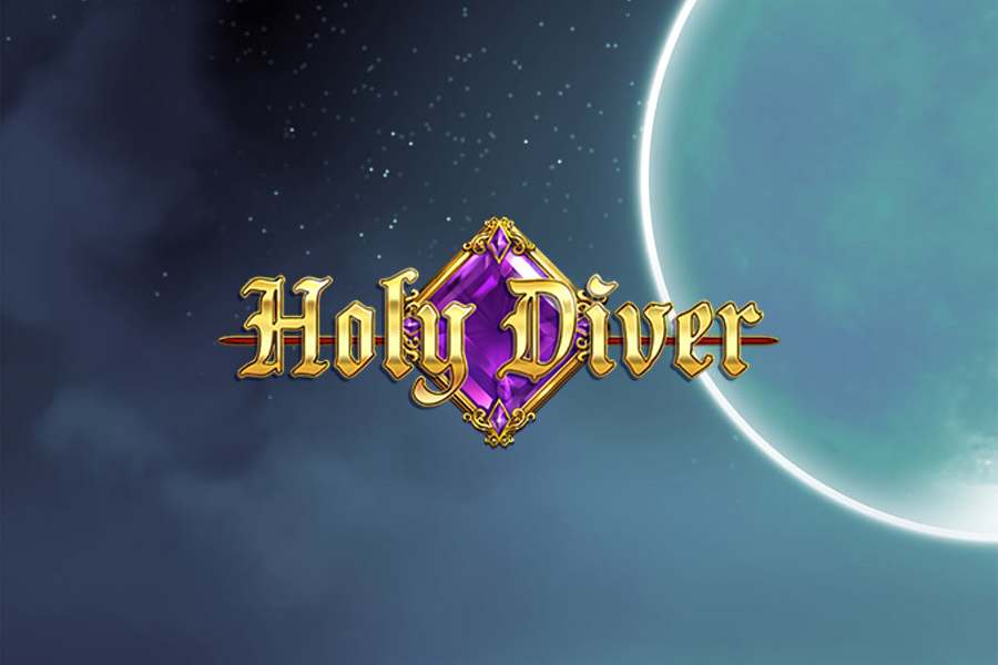 Holy Diver Slot Featured Image