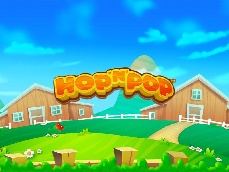 Hop N Pop Slot Featured Image