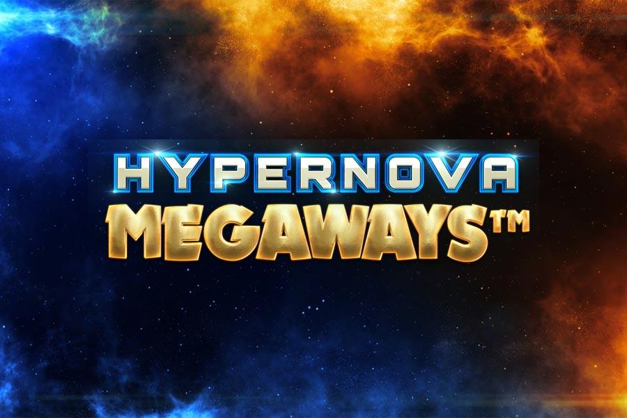 Hypernova Megaways Slot Featured Image
