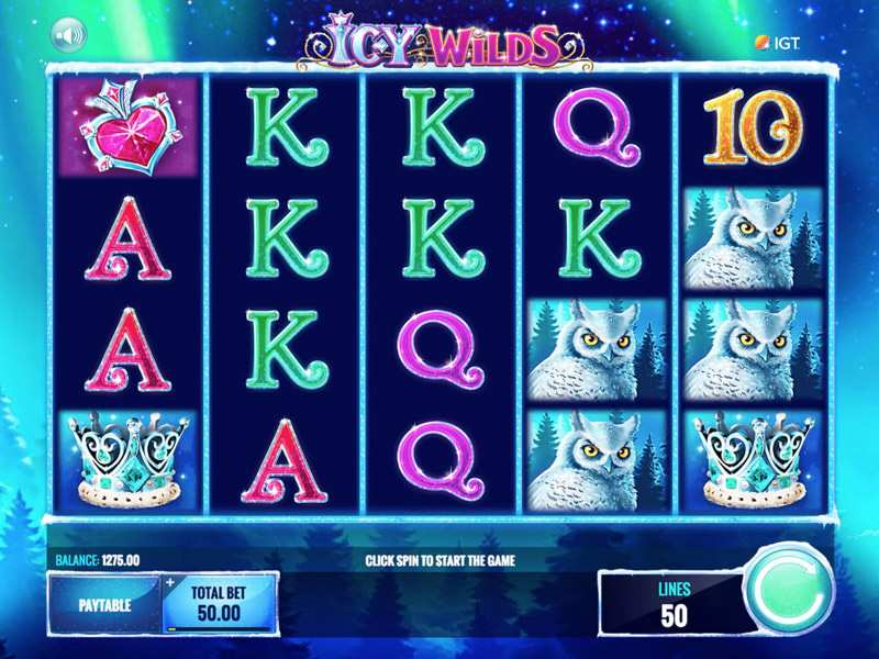 Icy Wilds Slot Review & Free Instant Play Casino Game