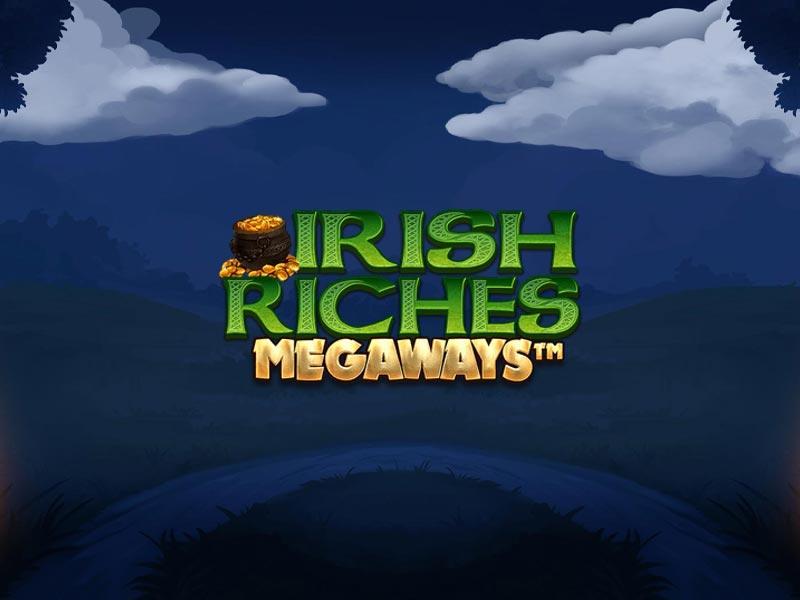 Irish Riches Megaways Slot Featured Image