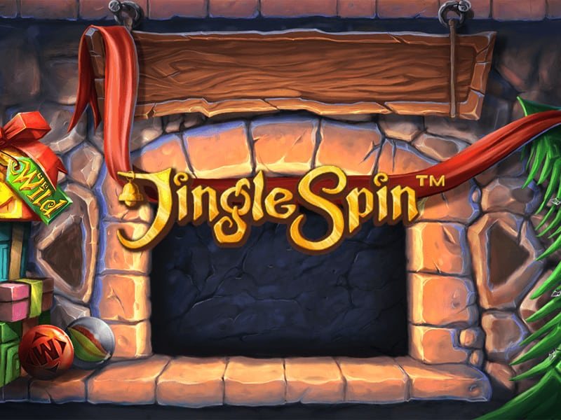 Jingle Spin Slot Machine