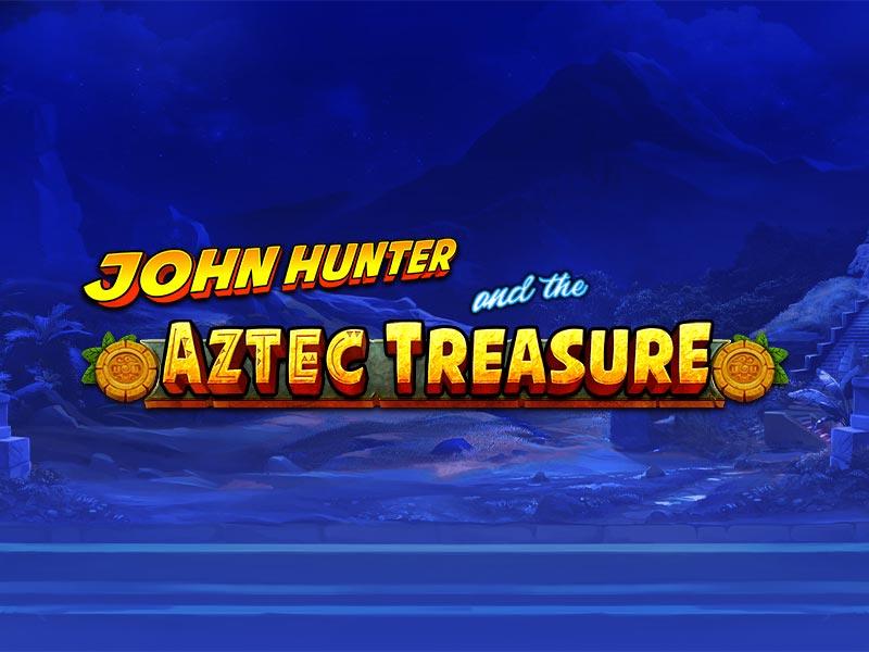 John Hunter And The Aztec Treasure Slot Featured Image