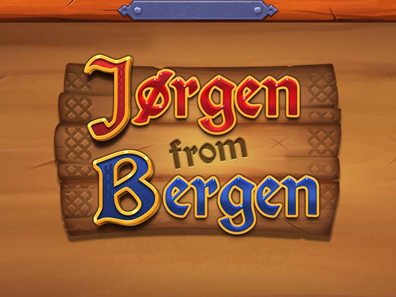 Jorgen From Bergen Online Slot