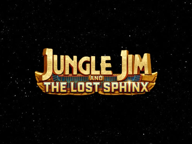Jungle Jim And The Lost Sphinx Slot Featured Image