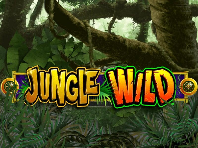 Jungle Wild Slot Logo