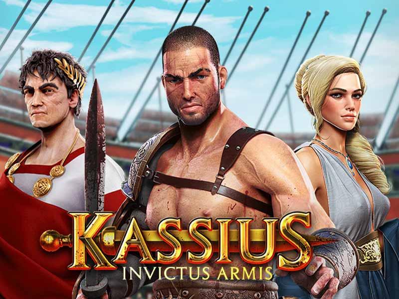 Kassius Invictus Armis Online Slot