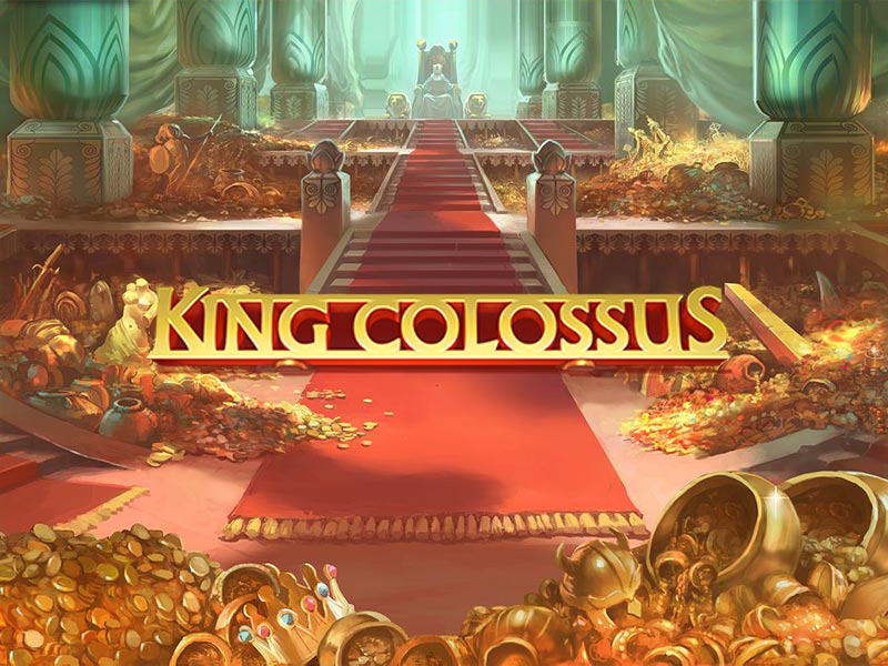 King Colossus Slot Featured Image