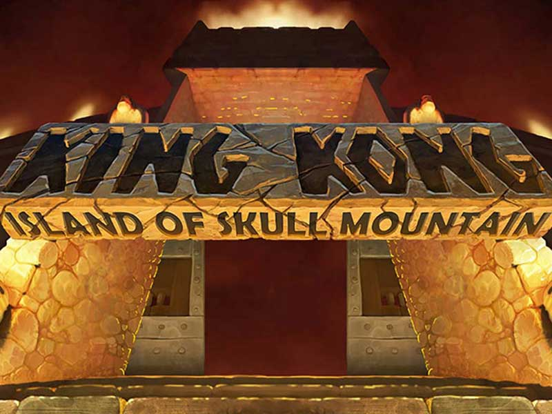 King Kong Island Of Skull Mountain Slot Featured Image