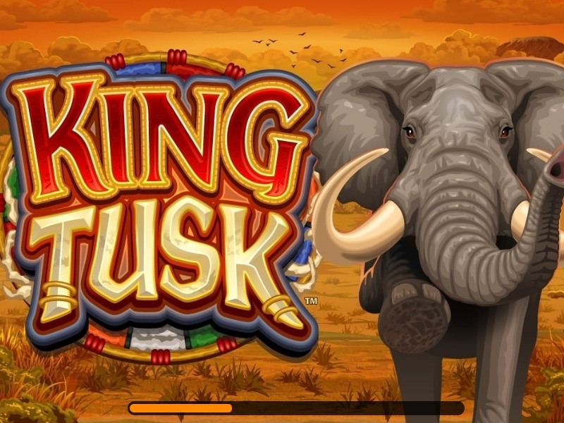 King Tusk Slot Machine