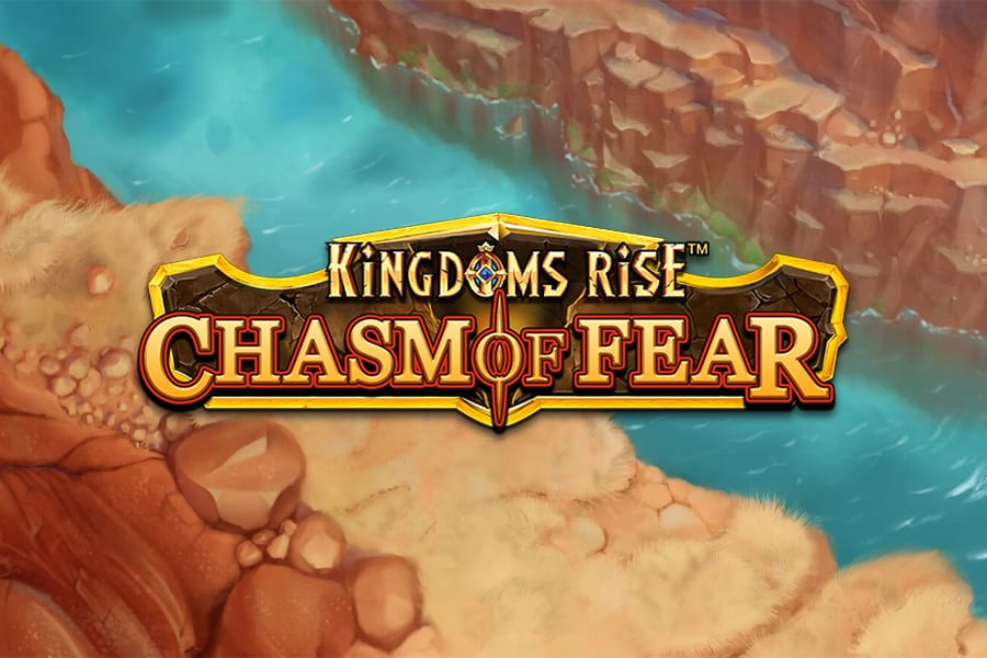 Kingdoms Rise Chasm Of Fear Slot Featured Image