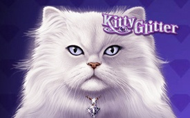 Kitty Glitter Slot: 100% up to £300 on the 1st Deposit At Casumo Casino