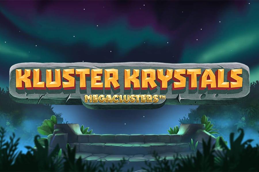 Kluster Krystals Megaclusters Slot Featured Image