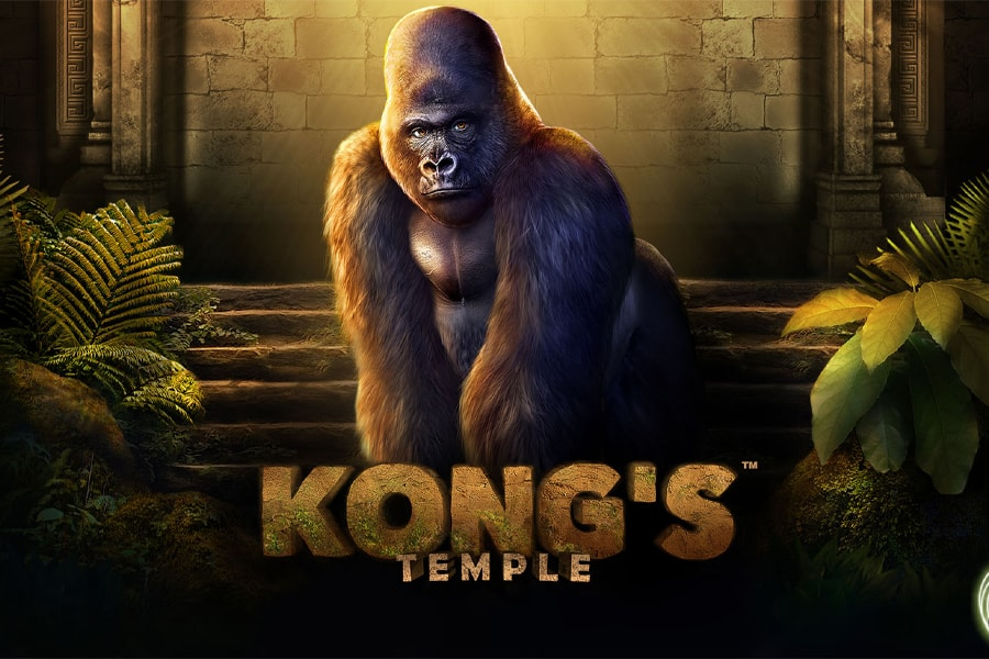 Kongs Temple Slot Featured Image