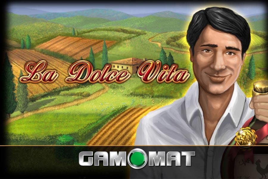 La Dolce Vita Slot Featuted Image