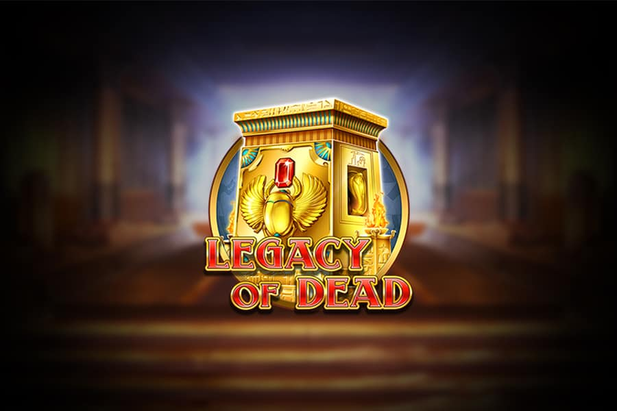 Legacy of Dead Slot Featured Image