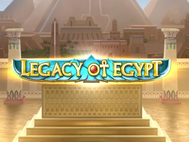 Legacy Of Egypt By Playngo Featured Image
