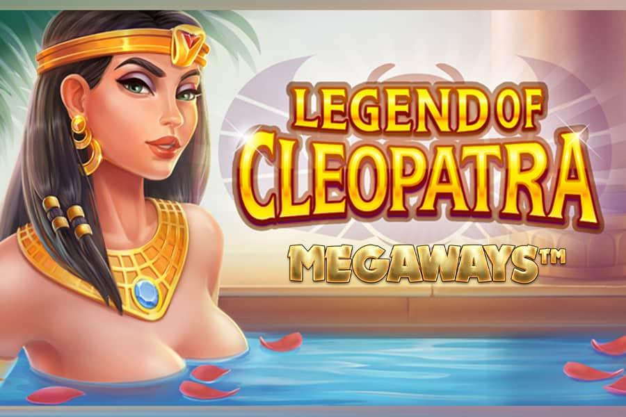 Legend of Cleopatra Megaways Slot Featured Image