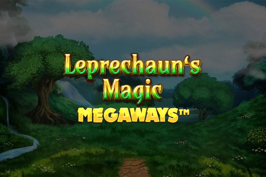 Leprechauns Magic Megaways Slot Featured Image