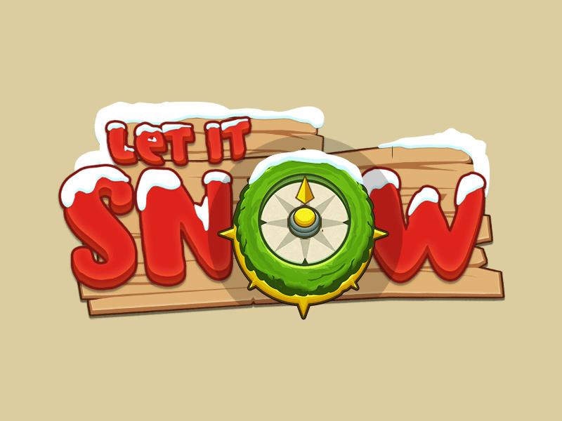 Let It Snow Slot Online Featured Image