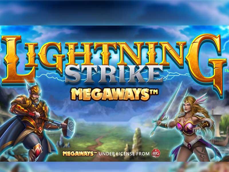Lightning Strike Megaways Free Slot