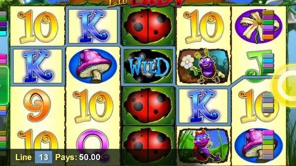 Enjoy the Lady Bug Adventures Slots with No Download