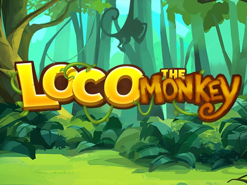 Loco the Monkey Slot Game