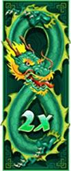 Long Mu Fortunes Slot Symbol Wild