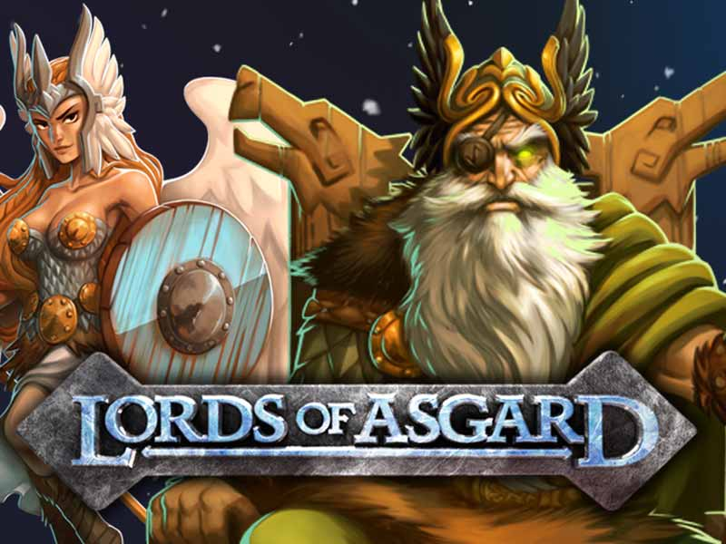 Lords of Asgard Online Slot