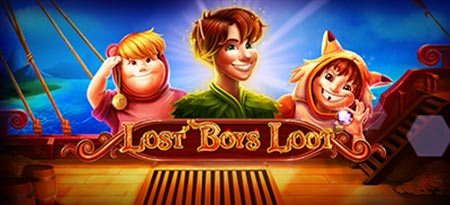 Lost Boys Loot Slot Logo