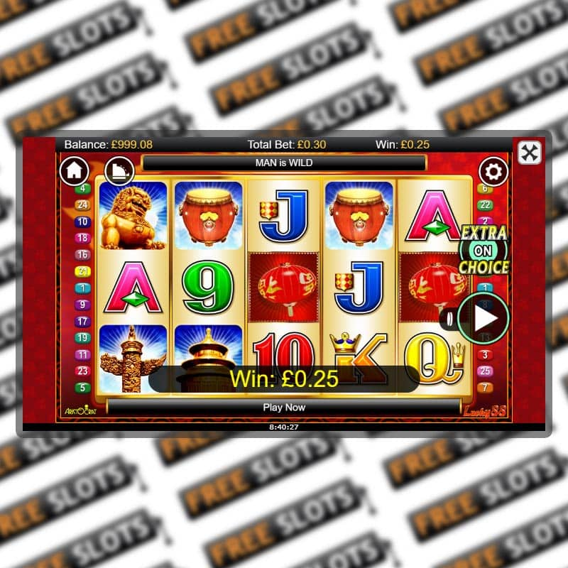 Play Lucky 8 Slot Machine Free With No Download