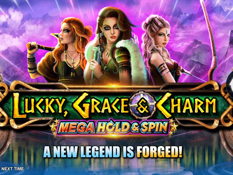 Lucky, Grace And Charm Online Slot