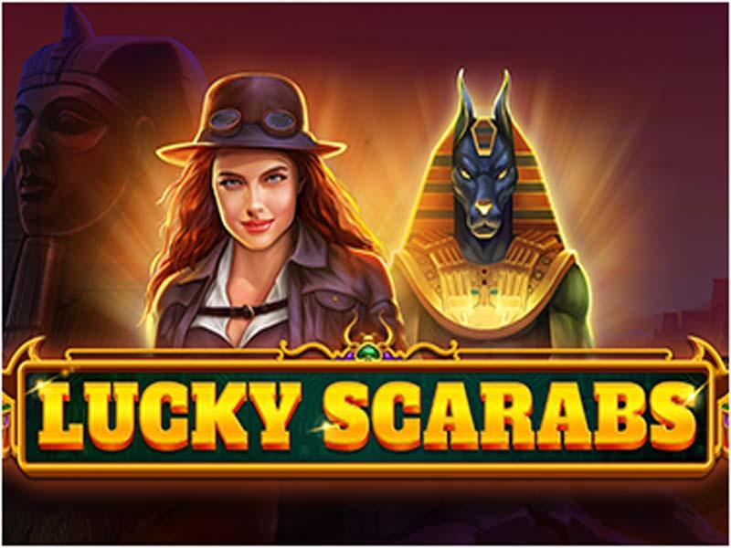 Lucky Scarabs Online Slot