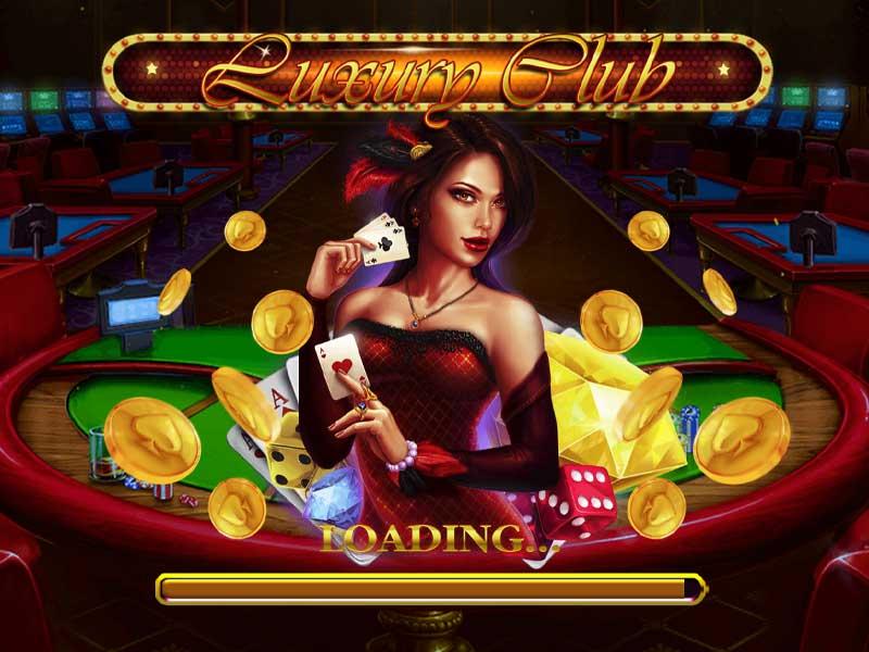Luxury Club Free Slot