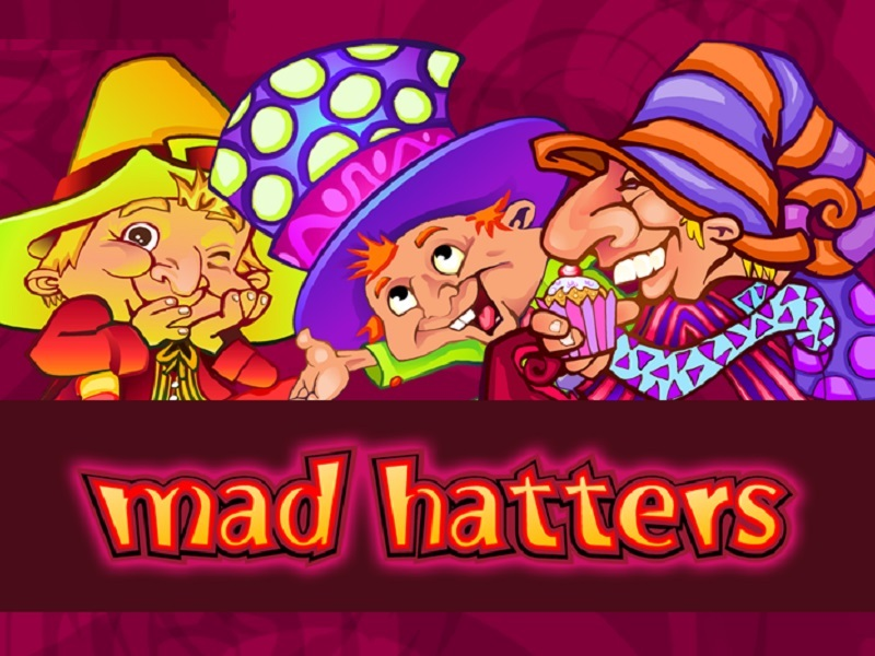 free mad hatters slot