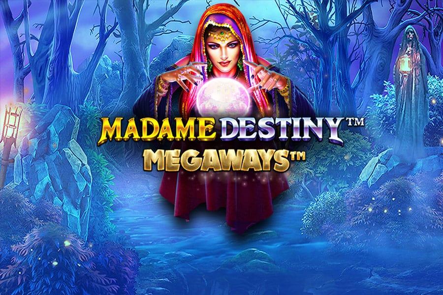 Madame Destiny Megaways Slot Featured Image