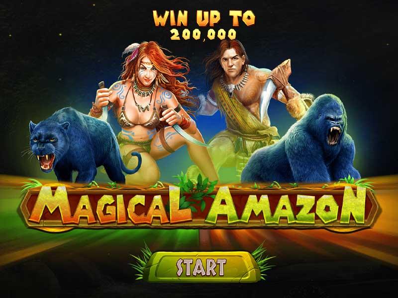 Magical Amazon Free Slot