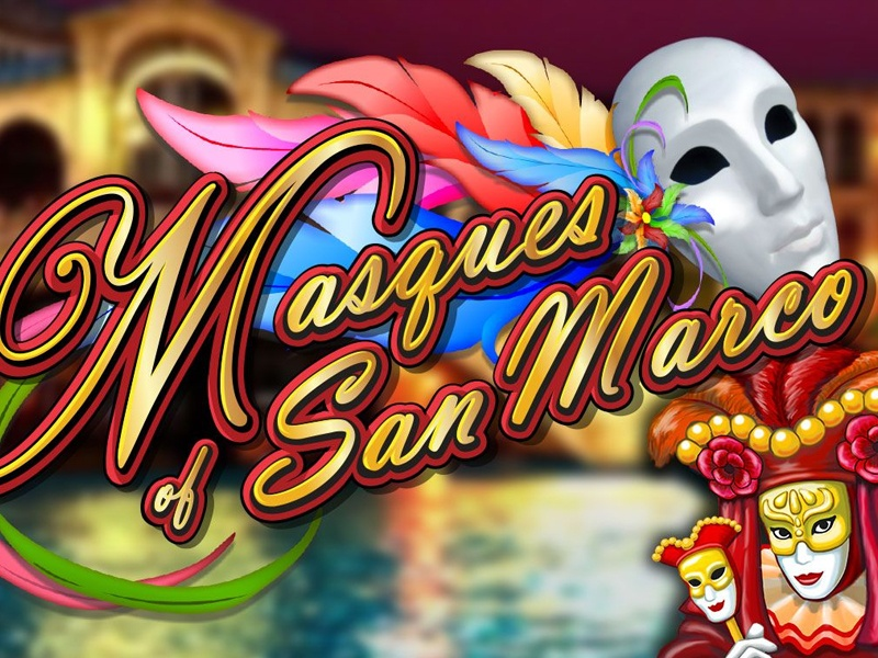 masques of san marco slot game