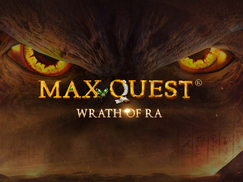 Max Quest: Wrath of Ra Slot Online