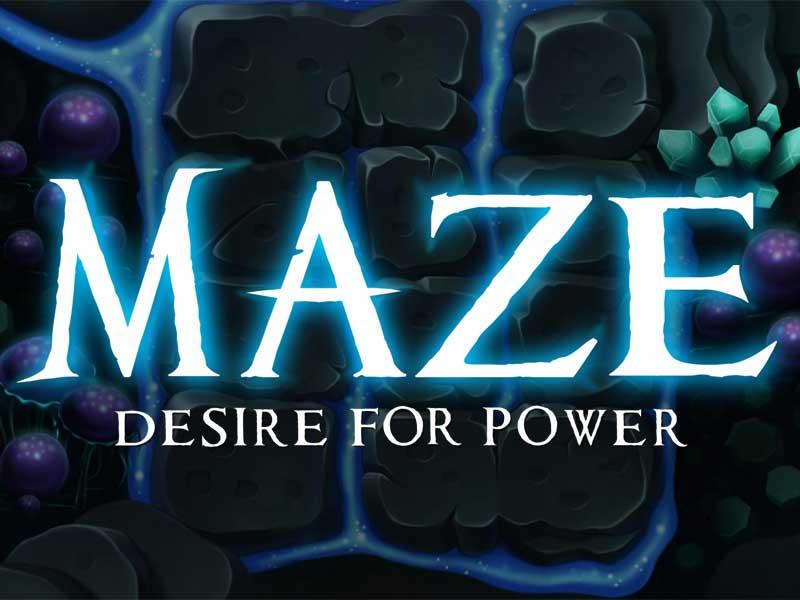 Maze Slot Featured Image