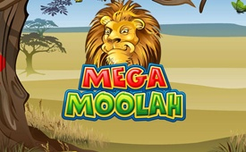 £160 Bonus on Mega Moolah Slot Game By 32 Red Online Casino